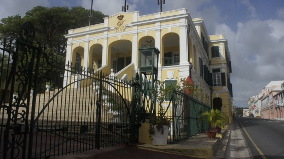 Government House Christiansted