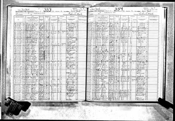 1925 NYS Census