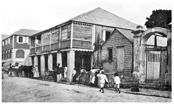 A.C. Bough's Store Photographer  C.E. Taylor circa 1899