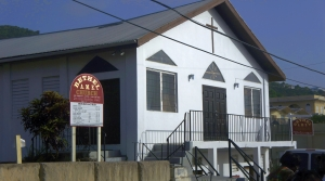 A.M.E. church where Rev A.C. Bough ministered