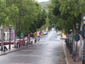Market Street Christiansted St. Croix 2015