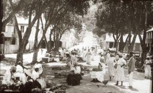 Market Street  St. Croix